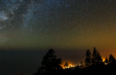 Watch: Time Lapse Milky Way