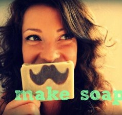 Learn To Make Soap!