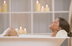 Turn Your Bath Into a Rejuvenating Ritual